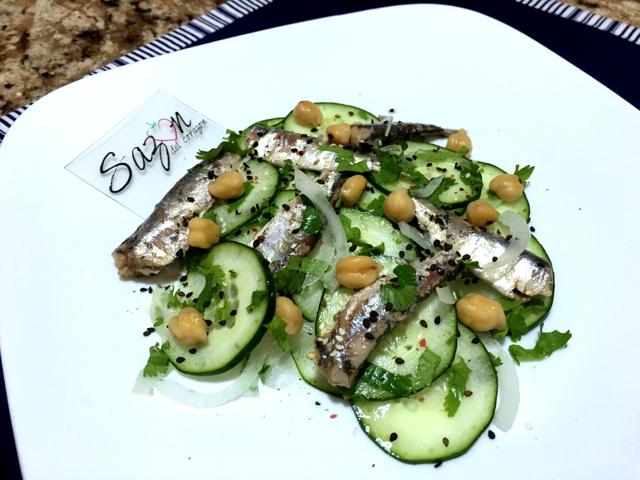 ensalada sardina